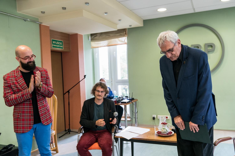 """""""Balladyna"""" z Wiktorem Zborowskim w MBP"""