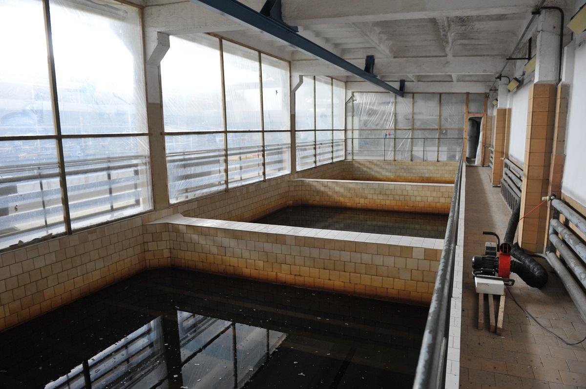 Nowoczesna stacja uzdatniania wody