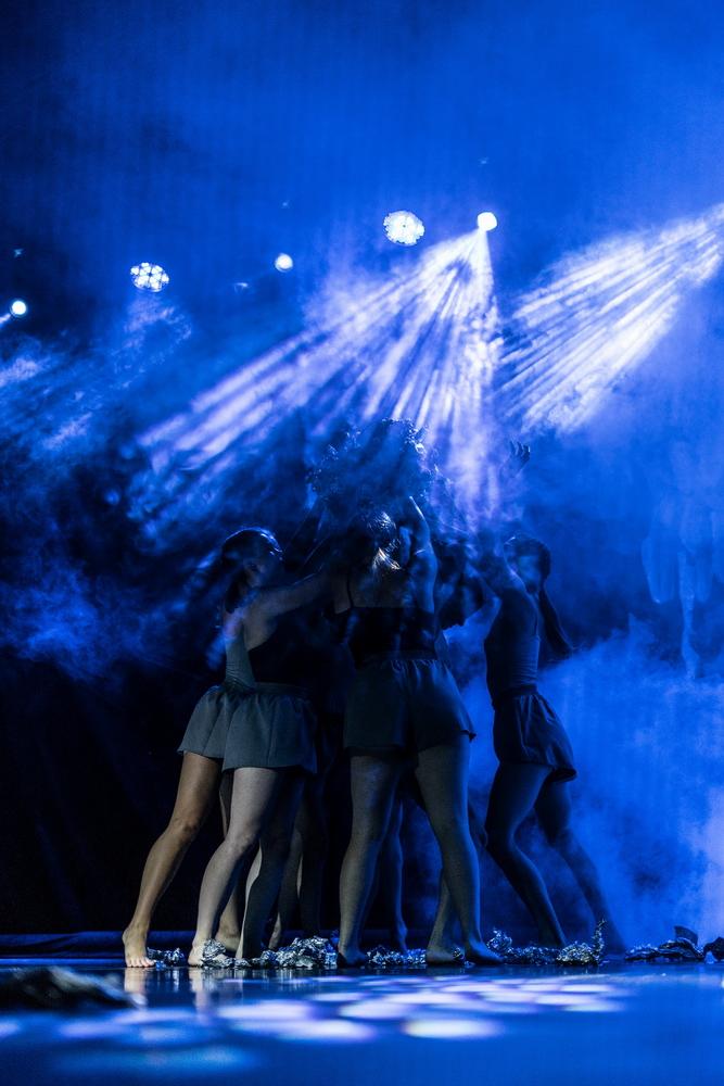Historia miasta tańcem napisana