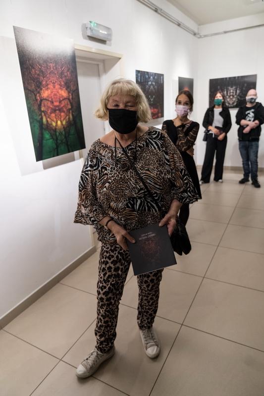 """Tadeusza Topolskiego """"Leśne witraże"""""""